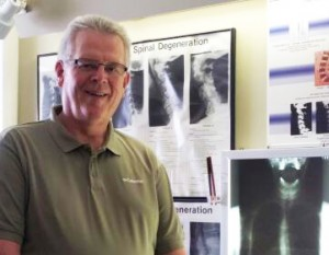 Dr Alex Dougley Cambridge Chiropractor